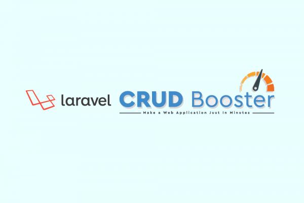 CRUDBooster an effective CRUD generator to bootstrap laravel web application development