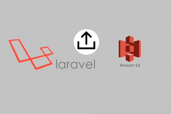 Laravel to Store Your Files to Amazon Simple Storage (AWS S3)
