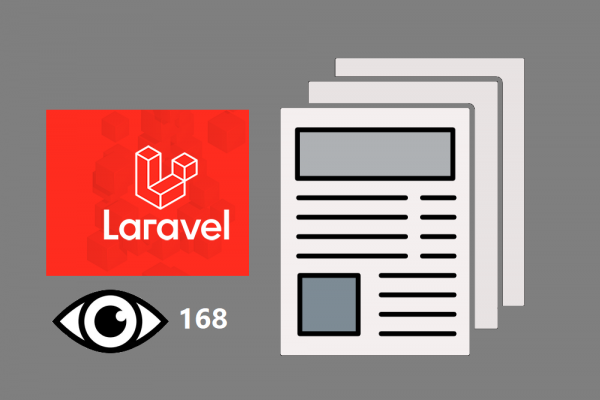 Tip to count view of an article in Laravel